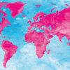Afiche-de-Mapa-Mundo