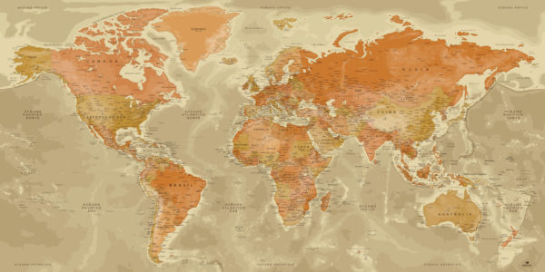 Mapa-Mundial