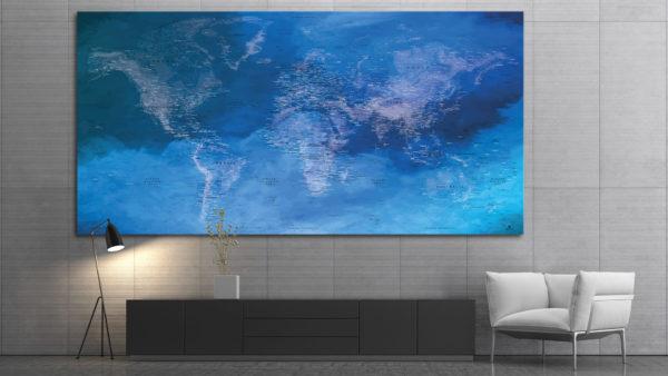 Mapa-Mundial-Decorativo