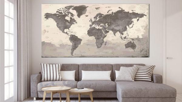 Mapa-Mundial-Mural