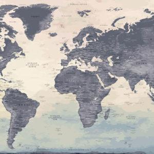 Mapa Mundial XXL – Naica