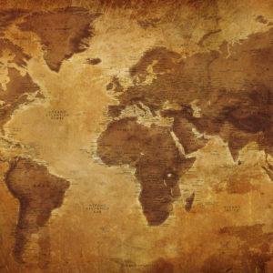 Mapa del Mundo Antiguo – Guiza