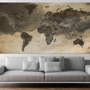 Planisferio del Mundo – Gobekli-Tepe